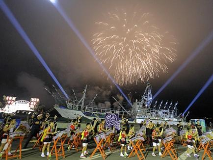 Kesennuma Minato Matsuri Festival