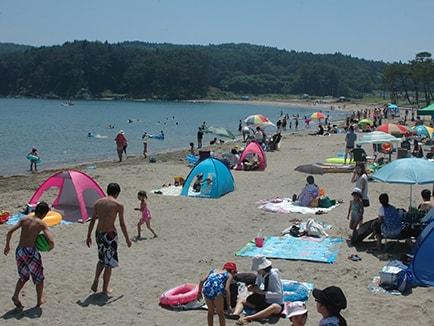 Swimming Season Open (Kodanohama Beach, Koizumi Beach, Oisehama Beach)