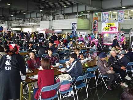 Kesennuma Sangyo Matsuri Festival