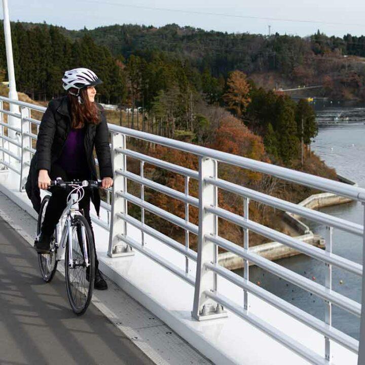 Kesennuma-Ohshima Ohashi Bridge