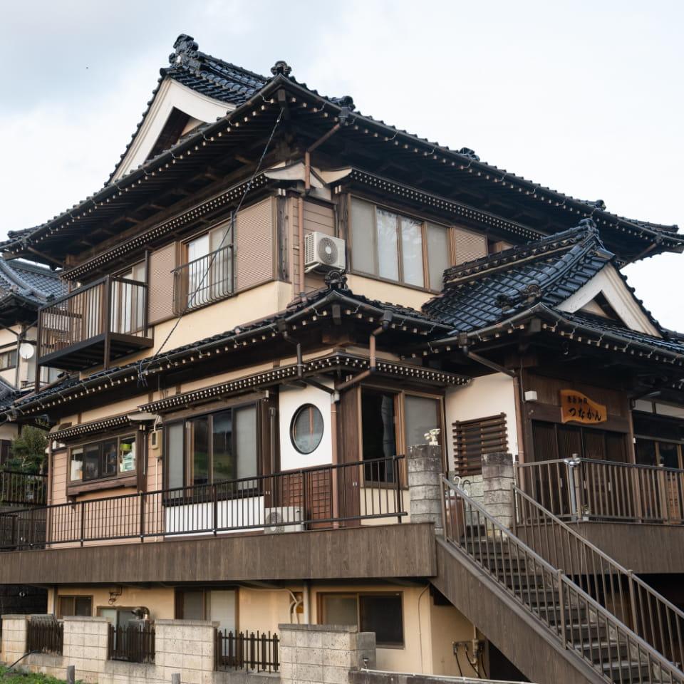Karakuwa Goten(Fisherman House)