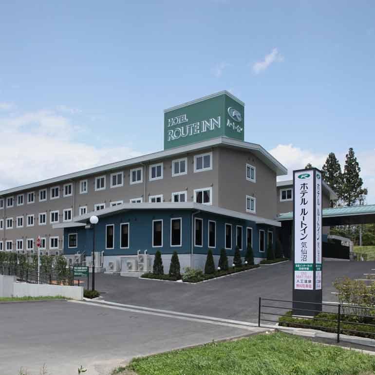 Hotel Route-Inn Kesennuma