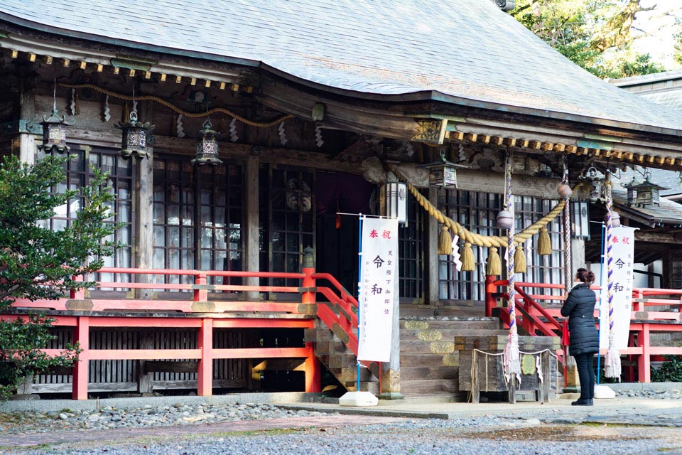 Osaki Shrine