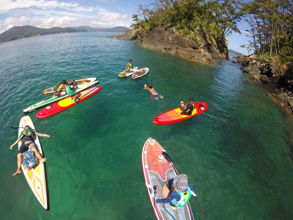 "Stand-up Paddle Boat ""SUP"" Experience"