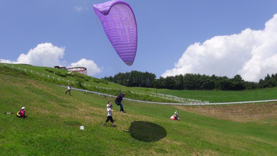 Paragliding Mini Challenge!
