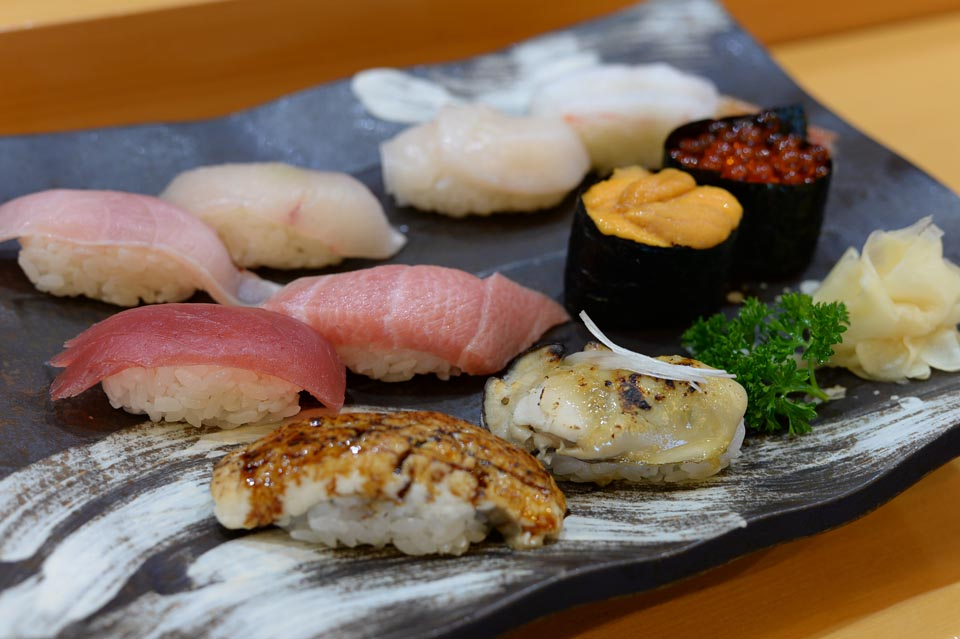 Yu Sushi R45 Shop