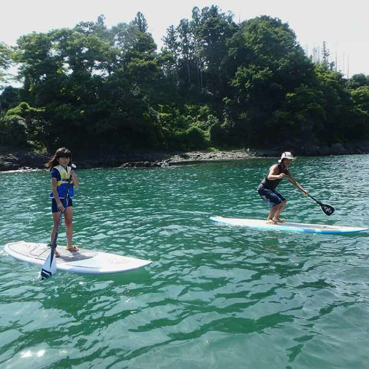 SUP Experience in Oshima