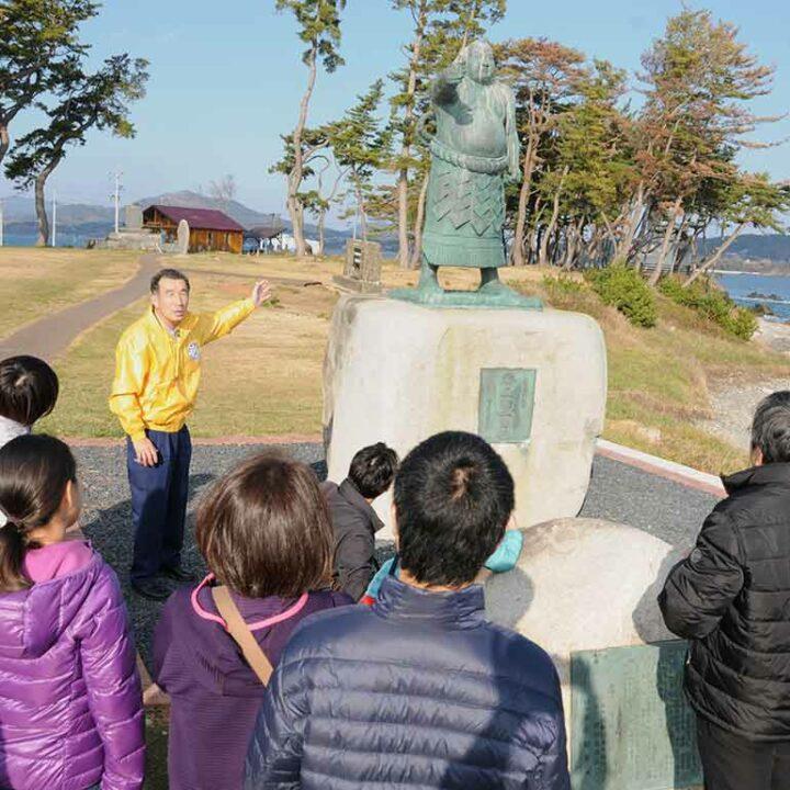 Tsunami Storyteller Guide