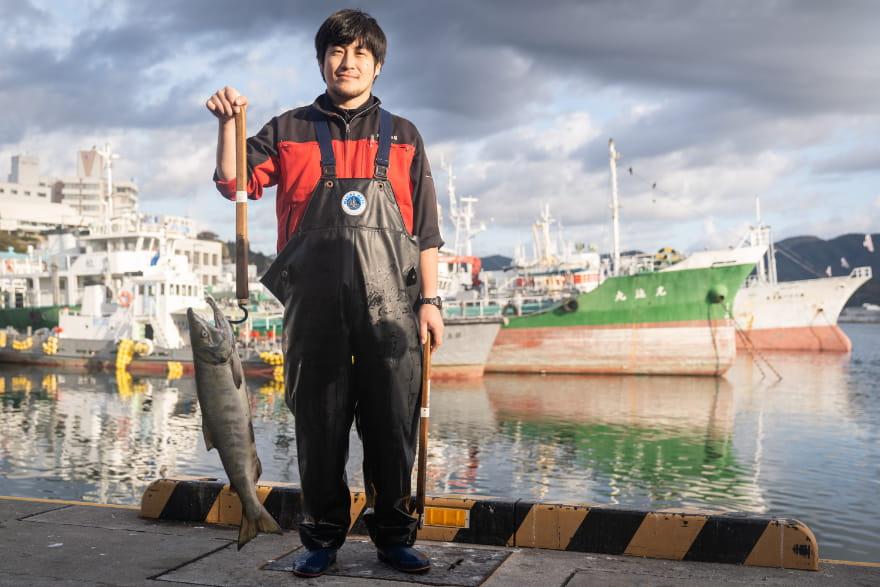 Exploring Kesennuma Fish Market and Around