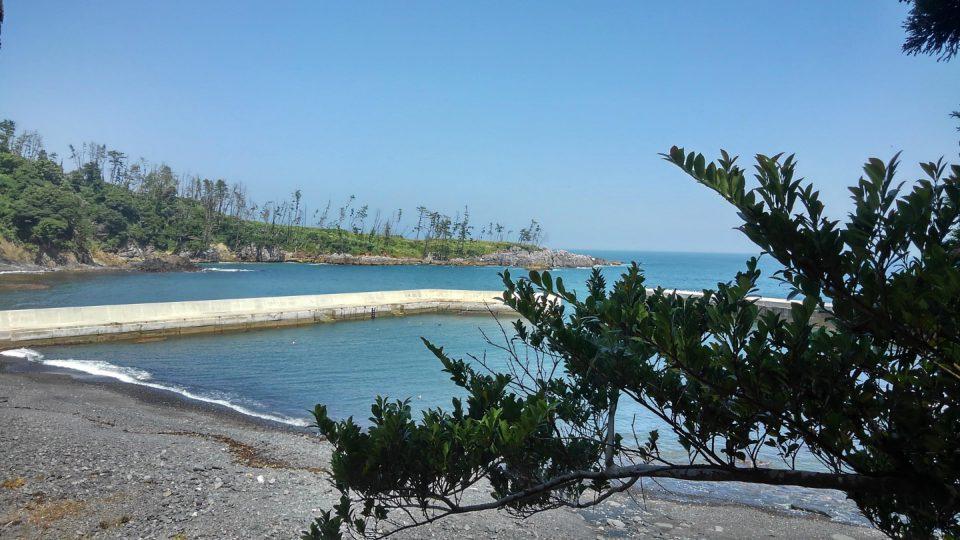 Sasahama Fishing Port