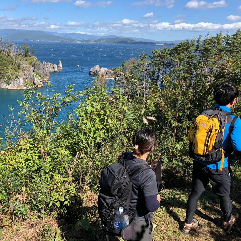Michinoku Coastal Trail